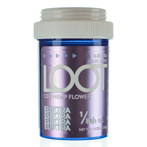 Loot CBD Hemp Flower Elektra | Andhemp.com