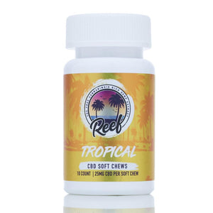 Reef CBD Gummies - Tropical