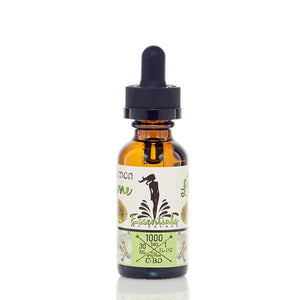 Savage CBD Tincture - Lemon Lime