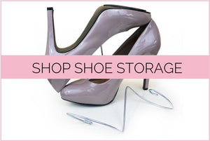 Shoe Storage &  Accessories