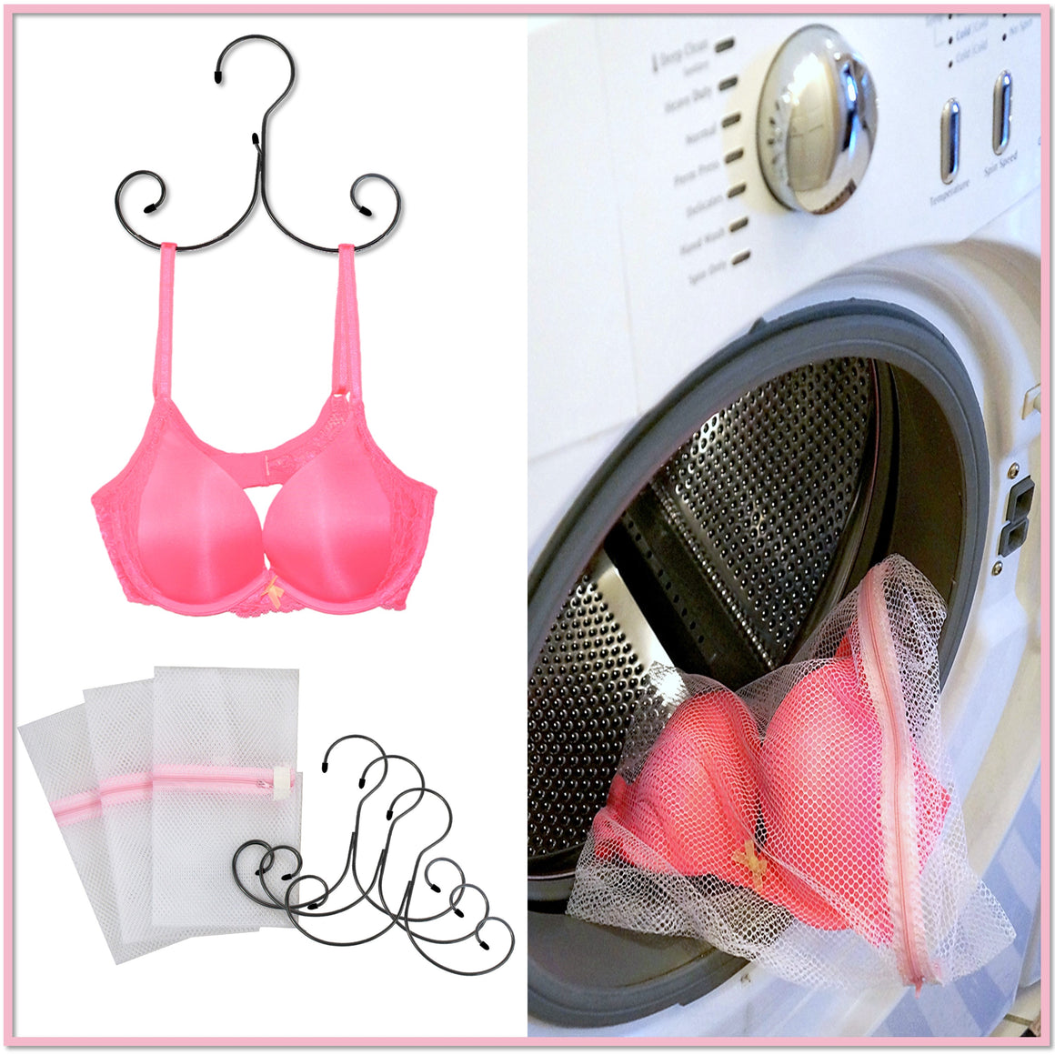 Lingerie Care Kit (6 Pieces) - Boottique