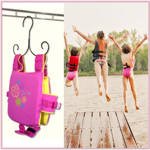 Life Jacket Hanger Dryer for Kids (Set of 5 Hangers) - Boottique
