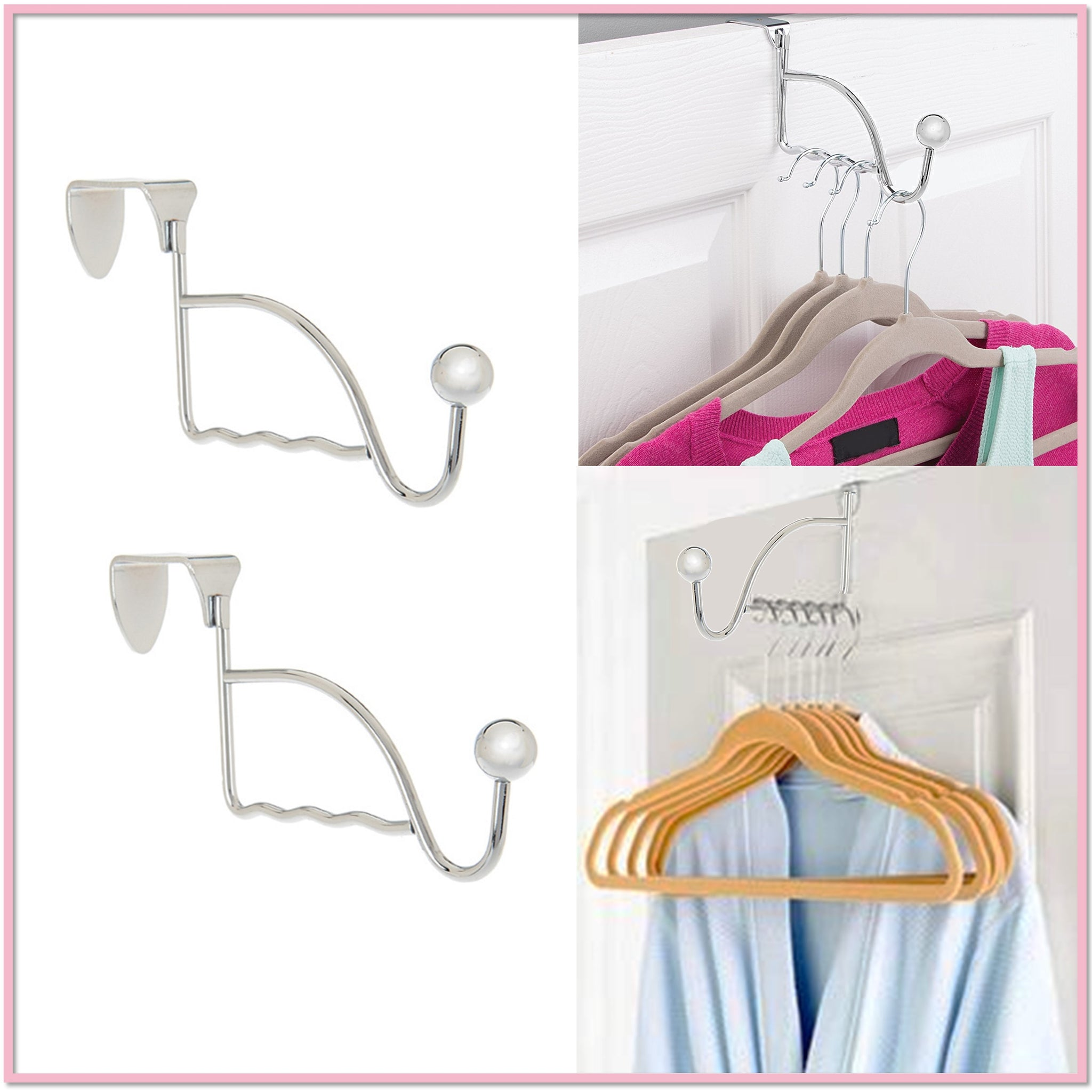 a231b68034 Over the Door Clothes Valet - Boottique