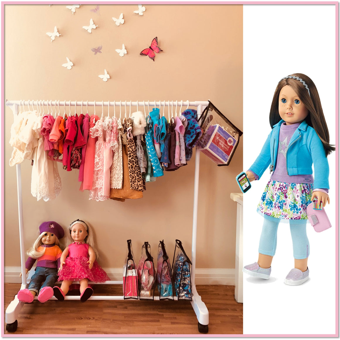 The American Girl Doll™ Ultimate Storage System - Boottique