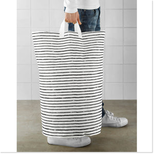 College Folding Laundry Tote - Boottique