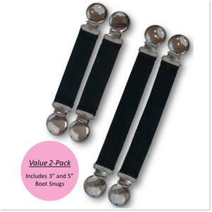 Boot Snugs™ Pant Clips - Boottique