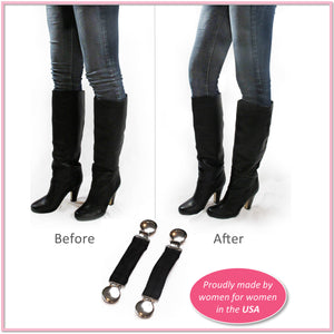 Boot Snugs™ Pant Clips - Amazon's Choice - Boottique