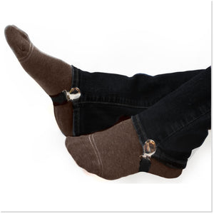 Boot Snugs™ Pant Clips for Men - Boottique