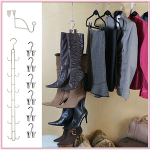 Boot Stax™ (Includes 6 Boot Hangers) - Boottique