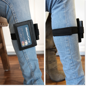 The Boot Wallet™ - Hidden, Secure Slim Wallet - Boottique