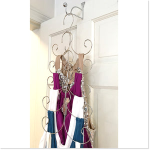 The New Cascading Curly Hanger™ (Set of 5) - Amazon's Choice - Boottique