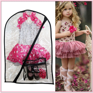 Dance Costume Bag™ (Includes Mini Bag) - Amazon's Choice - Boottique