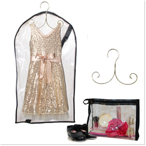 Dance Costume Bag™ (Includes Mini Bag) - Boottique