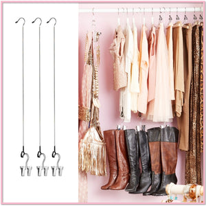 Easy Reach™ Extender System   (3 Rods + 3 Boot Hangers) - Boottique