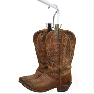 The Men's Boot Hanger- Cowboy, Equestrian, Motorcycle and other Men's Boots - Boottique