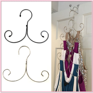 The New Cascading Curly Hanger™ (Set of 5) - Boottique