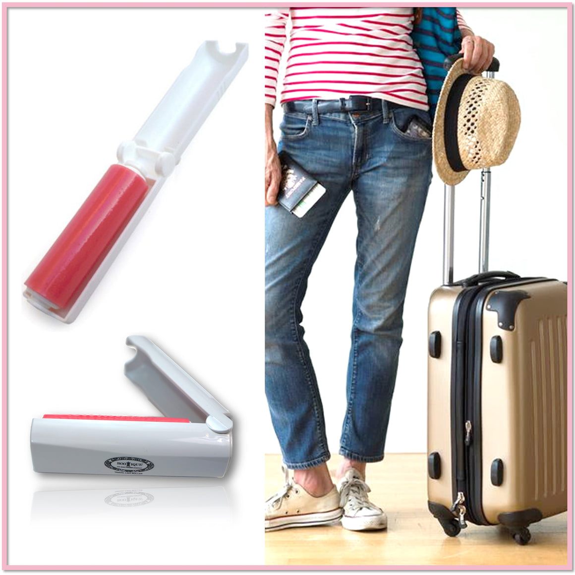 The Travel Lint Roller™ - Amazon's Choice - Boottique