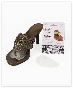 Toe Savers™ Thong Sandal Inserts - Boottique