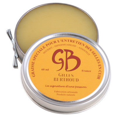 Berthoud Leather Wax