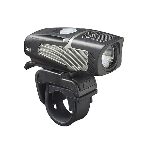 Light: Front: NiteRider Lumina Micro 350 USB