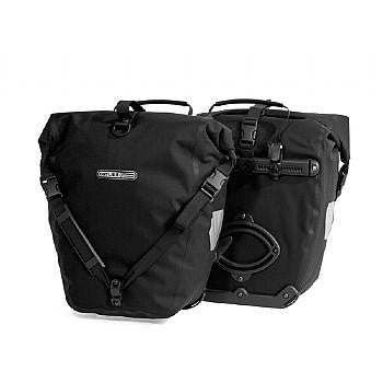 Ortlieb Back Roller Plus Pannier Set Granite-Black