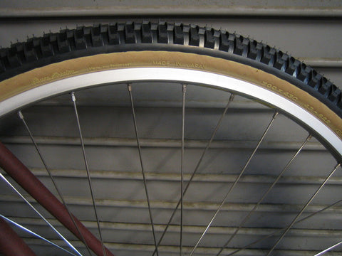 Bruce Gordon Rock N' Road Tire
