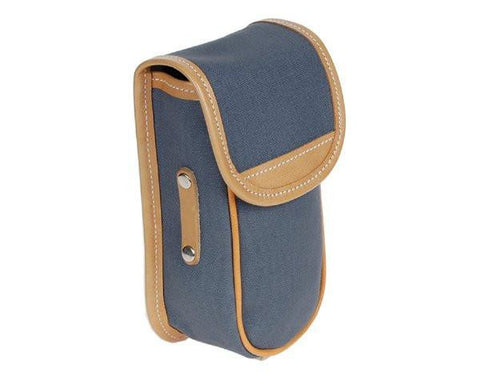 Berthoud AS100 Saddlebag w/toe strap: Gray