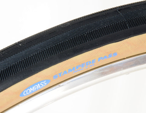 Tire: 700: Compass Stampede Pass 32mm