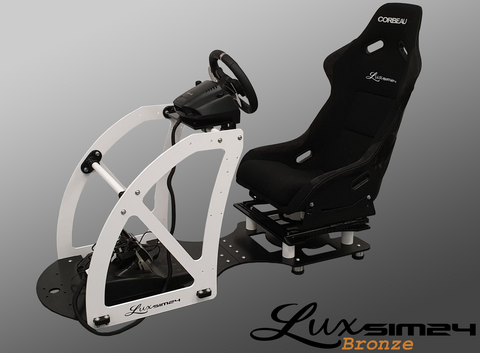 Luxsim24 AM Racing Simulator Bronze Package