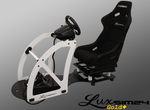 Luxsim24 AM Racing Simulator Gold Plus Package