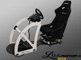 Luxsim24 AM Racing Simulator Gold Package