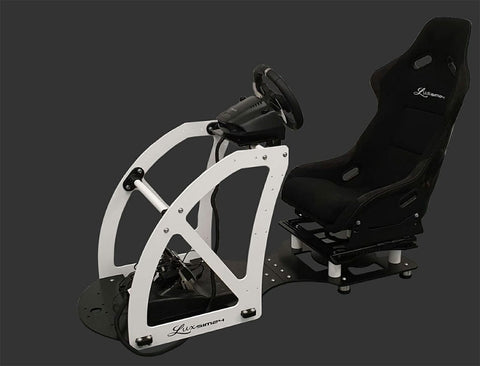 Luxsim24 Am Simulator Frame & Seat Only