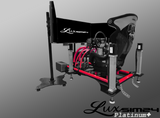 Luxsim24 PRO Racing Simulator Platinum Plus Package