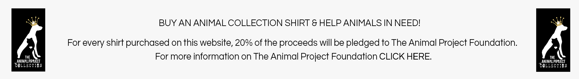 The Animal Project Foundation