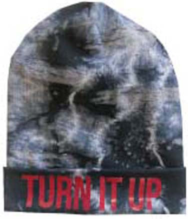 TURN IT UP BEANIES