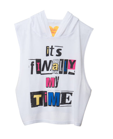 MY TIME HOODIE TWEEN DANCE WEAR TANK