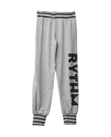 WERK IT WITH RYTHM TWEEN DANCE WEAR JOGGERS