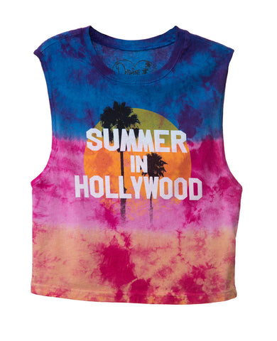 SUMMER IN HOLLYWOOD TWEEN TANK