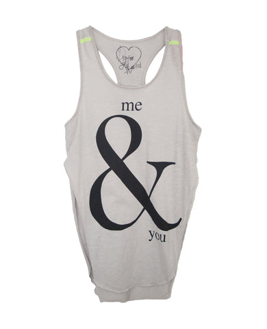 ME AND YOU TWEENS TANK