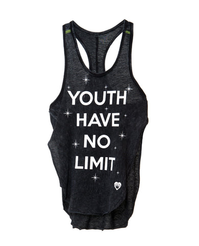 YOUTH HAVE NO TIME TWEEN TANK