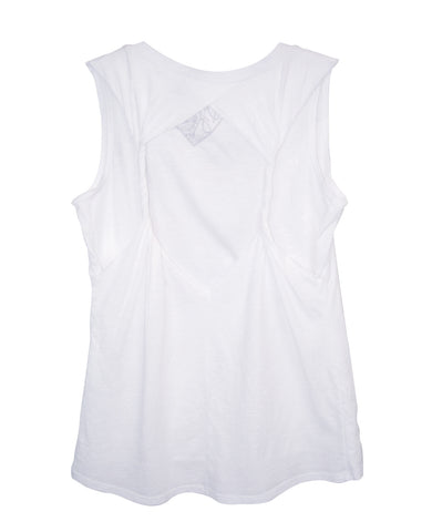 DONUTS SWEET TWIST BACK TWEENS TANK