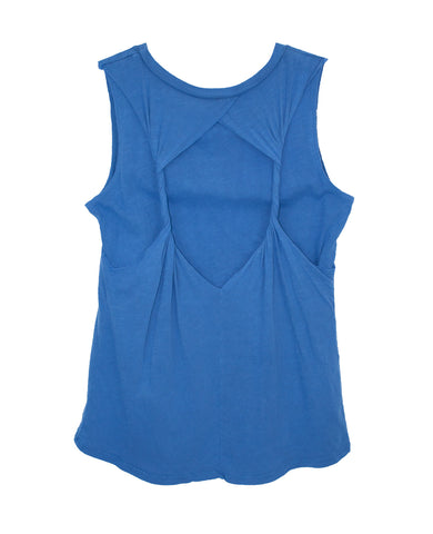 BUT FIRST HIT SNOOZE SWEET TWIST BACK TWEENS TANK