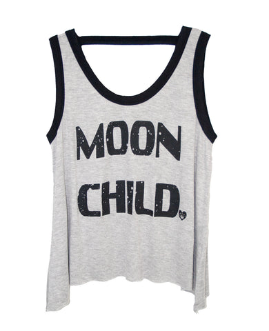 MOON CHILD TWEENS TANK