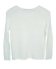 MARLED TWEEN LONG SLEEVE SWEATER