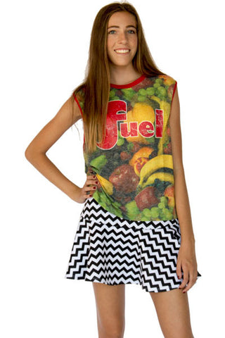 FUEL TWEEN CREW NECK TANK