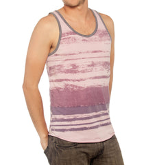 PAINTBRUSH STRIPE TANK