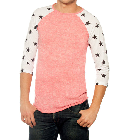 BASEBALL STAR LONG SLEEVE