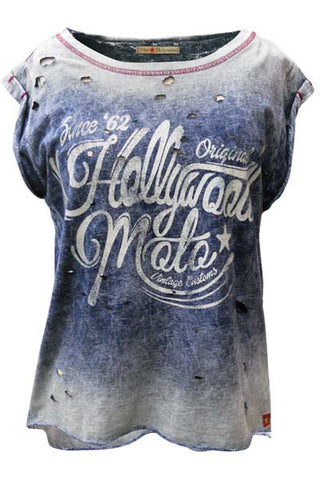 HOLLYWOOD MOTO WOMEN TANK