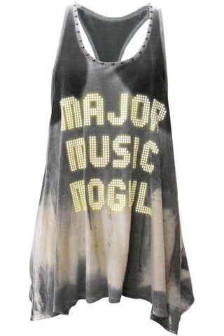 MAJOR MUSIC MOGUL WOMEN TANK