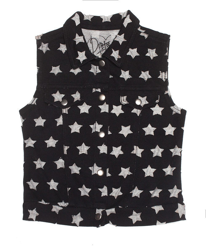 Graphic Star Black